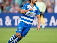 Mokhtar op scherp bij 'fel en geel' PEC Zwolle
