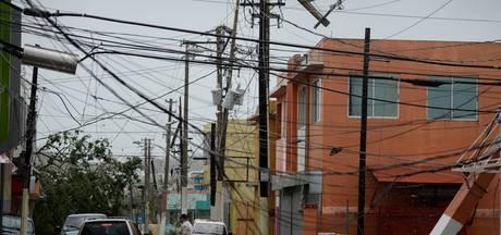 Orkaan Maria zwakt af: 9 doden, Puerto Rico zonder stroom