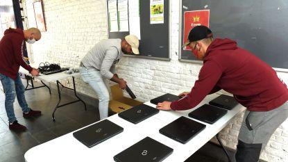 12.000 laptops richting kwetsbare leerlingen