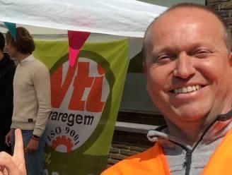 """VTI Waregem rouwt om plots overleden opvoeder Bert (40): """"Leerlingen verliezen een tweede vader"""""""
