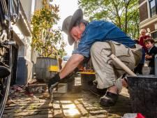 Veertig nieuwe struikelstenen in 2019 in Deventer