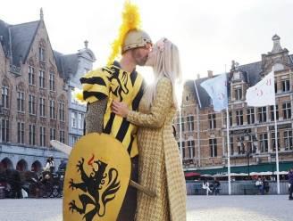 Een week goed nieuws: verkleed als ridder vraagt Wouter (29) zijn vriendin ten huwelijk en andere verhalen die je blij maken