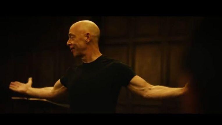 J.K. Simmons in 'Whiplash'.