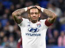 Lyon bevestigt: Memphis scheurt kruisband, EK lijkt onhaalbaar