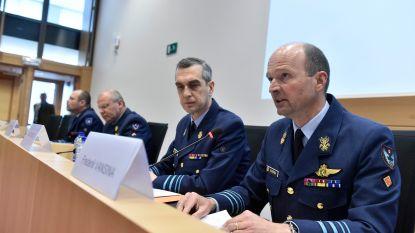 """Luchtmachtchef Vansina heeft Lockheed-memo's """"nooit gezien"""""""