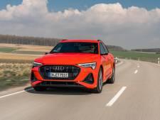 Audi e-Tron laadt sneller vanaf het najaar, 800 Volt komt er aan