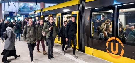 Reizigers waarderen Uithoflijn en dit is het rapportcijfer dat ze geven