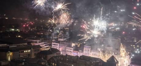 Geen vuurwerkverbod of vuurwerkshow in Eindhoven
