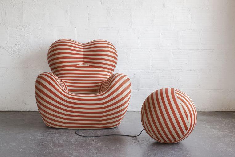 Sofa uit Up-serie van Geatano Pesce
