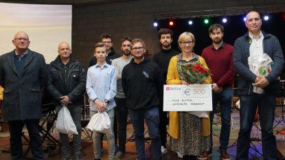 Hilde - Marie van Stienus - Rutten wint cultuurprijs 2018