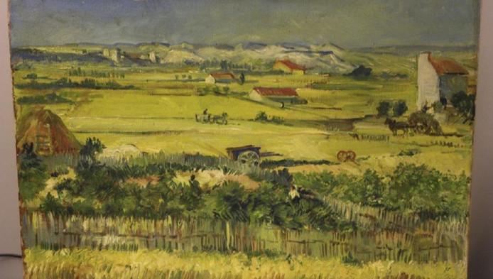 De vervalste Van Gogh