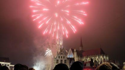 Van oud naar nieuw: groot feest, maar ook overlast en brandstichting