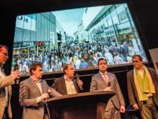 Lijsttrekker Sweep van Burger Initiatief Tilburg houdt vol: 'Mijn zoon heeft onze slogan verzonnen'