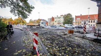 Opgelet: Guido Gezellelaan loopt nu dood
