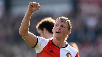 Dirk Kuyt krijgt afscheidswedstrijd van Feyenoord