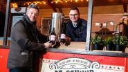 Brouwerij Zuidkant serveert exclusief bier tijdens kerstboomverbranding