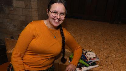 Maak kennis met Marlieke (27): de eerste kinderboekenconsulent in Leuven