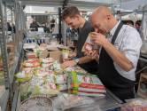 Niet te klein, te oud, te gedeukt of te lelijk: chefkoks Houtloods en Auberge verwerken het in de lunch