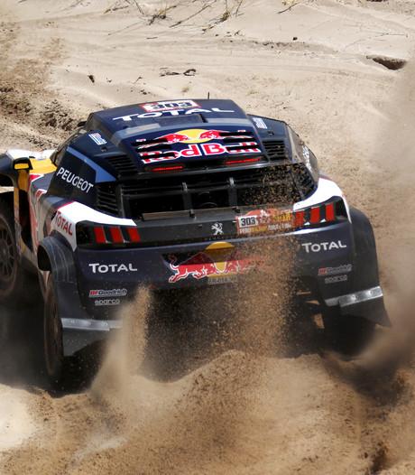 Organisatie Dakar schrapt tijdstraf Sainz in Dakar
