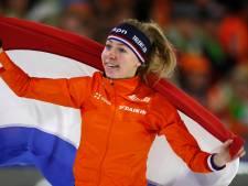 Visser prolongeert EK-titel op 3000 meter met indrukwekkende tijd