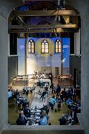 Beeld van de voormalige kapel in het centrum van Den Bosch waar topchefs uit Brabant koken.