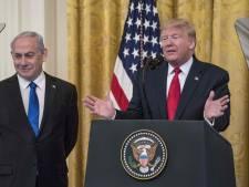 Kamer ziet niets in vredesplan Trump: 'ongebalanceerd, eenzijdig en illegaal'