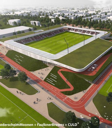 Helmond Sport en gemeente in gesprek met mediator over stadionplannen