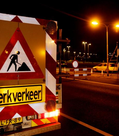 Extra reistijd voor reizigers op Zutphenseweg bij Lochem