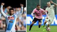 Mertens, Nainggolan,... wie van deze spelers vond jij de beste Belg in het buitenland?