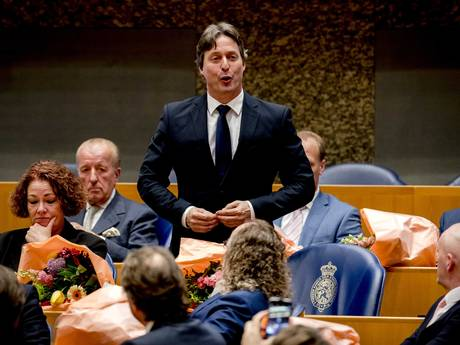 PVV-Kamerlid Edgar Mulder uit Enschede heeft 20 uur spreektijd aangevraagd