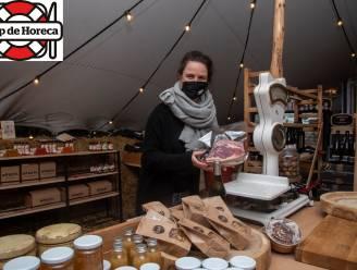 Lokale streekproducten in De Winkeltuin van Fran
