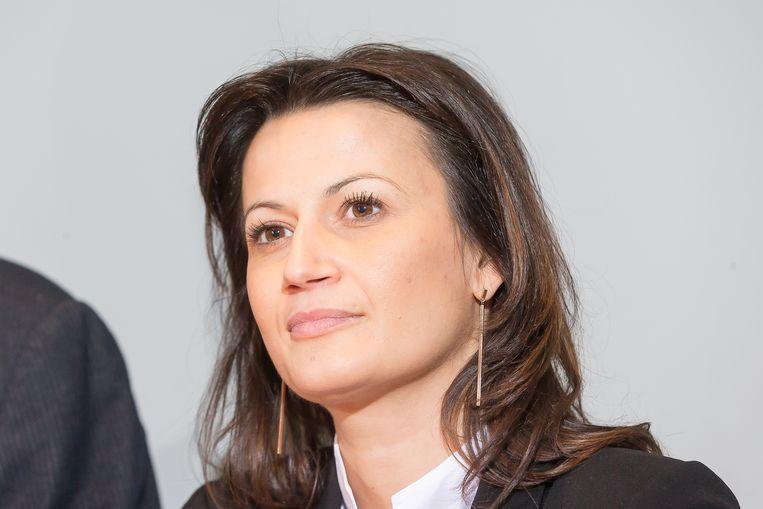 Stephanie D'Hose wordt fractieleider voor Open Vld