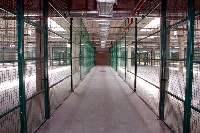 De gevangenis van het Waals-Brabantse Itter.