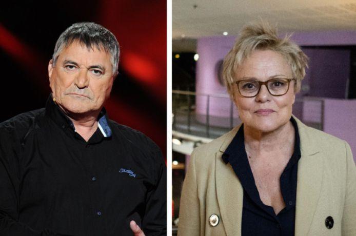 Jean-Marie Bigard et Muriel Robin.