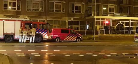 Brand in woonzorgcentrum in De Pijp