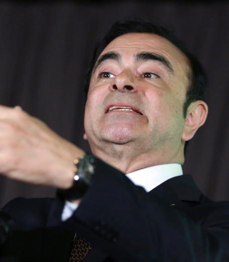 Voormalig Nissan-baas Ghosn blijft ondanks klachten in Japanse cel