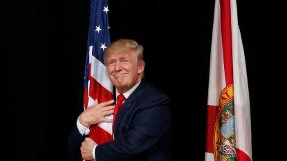 """""""8 jaar Trump? Wen er maar aan"""""""