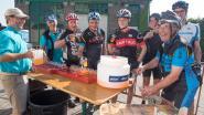 WTC Lozer Cycling Team loodst mountainbikers en wielertoeristen door Lozerbos en kasteelpark Della Faille d'Huysse