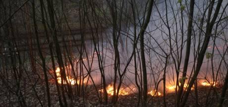 Treinverkeer weer op gang na branden langs spoorlijnen