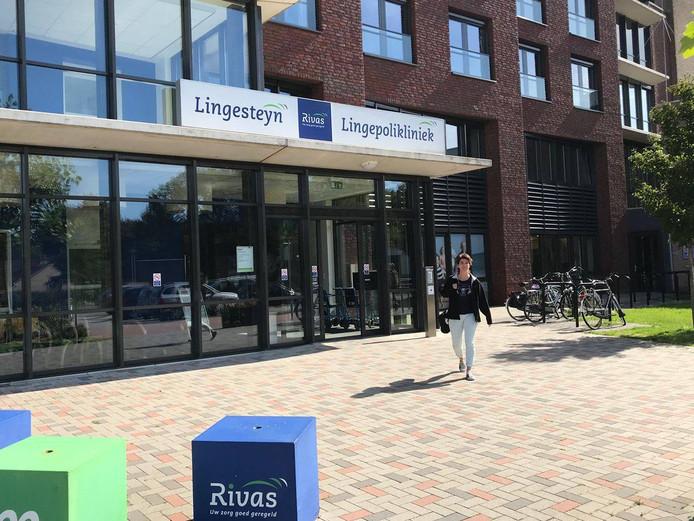 De Lingepolikliniek in Leerdam.