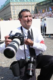 Obama's fotograaf zet Trump nog steeds te kijk