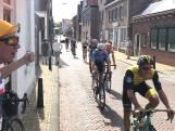 Enthousiaste renners Profronde van Zevenbergen