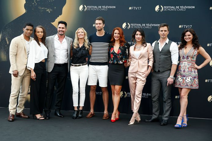 Cast van The Bold And The Beautiful.