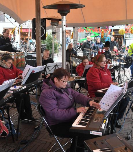 'Het zou eeuwig zonde zijn als de Zeeuwse Muzikanten uit Middelburg verdwijnen'
