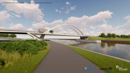 Eerste plannen Drie Fonteinenbrug klaar