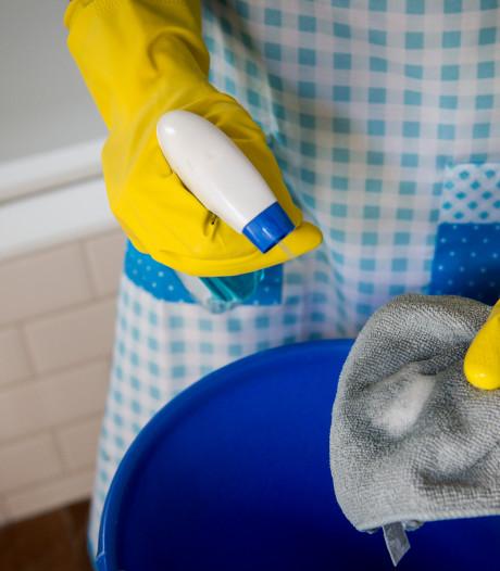 Van stof op de kast word je niet ziek, maar op deze plekken kun je beter wél poetsen