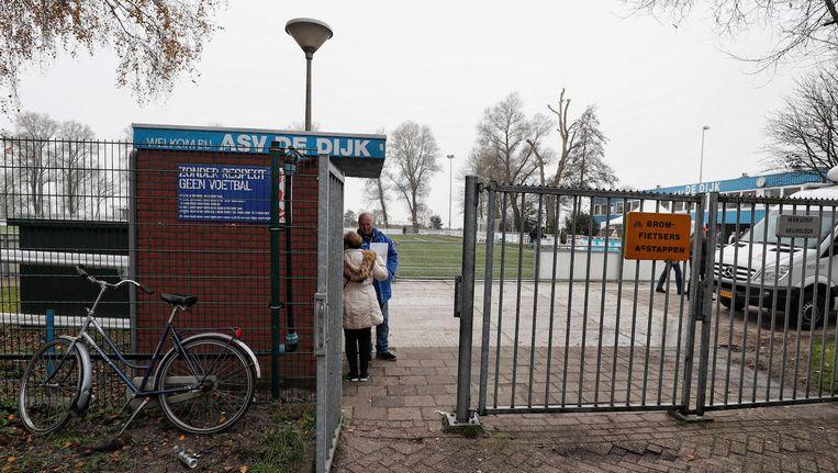Sportpark Schellingwoude van De Dijk in Noord. Beeld Pro Shots
