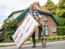Duurzaam verbouwen in Veenendaal: als alles klaar is, wordt de hut weer verkocht