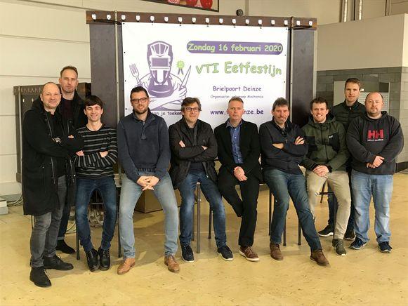 De vakgroep Mechanica van VTI Deinze.