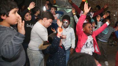 98 dolgelukkige kinderen op OCMW-feest
